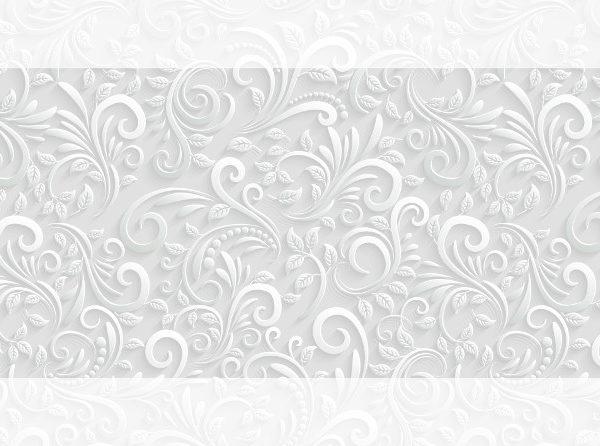 Papiertischdecke-patide, Design: Ornamentik,