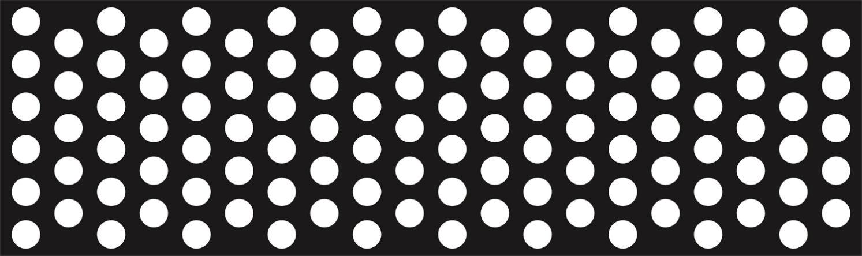 Tischdecke, Motiv, Punkte, dots, Polka dots, schwarz-weiß, Papiertischdecke, Biertisch, wasserfest, reißfest