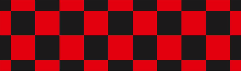 Tischdecke, schwarz/rot, Biertisch, Papiertischdecke, wasserfest, Feier, Party , Event