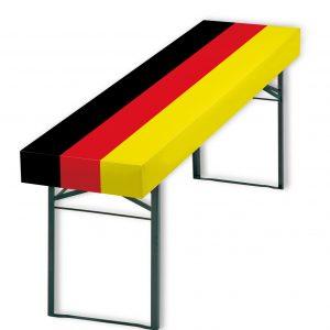 Papiertischdecke, Deutschland, Papier, Tischdecke, bedruckt, Logo, Weltmeister, Weltmeisterschaft, Fußball, Event, Veranstaltung, wasserfest, rund, eckig, Biertisch