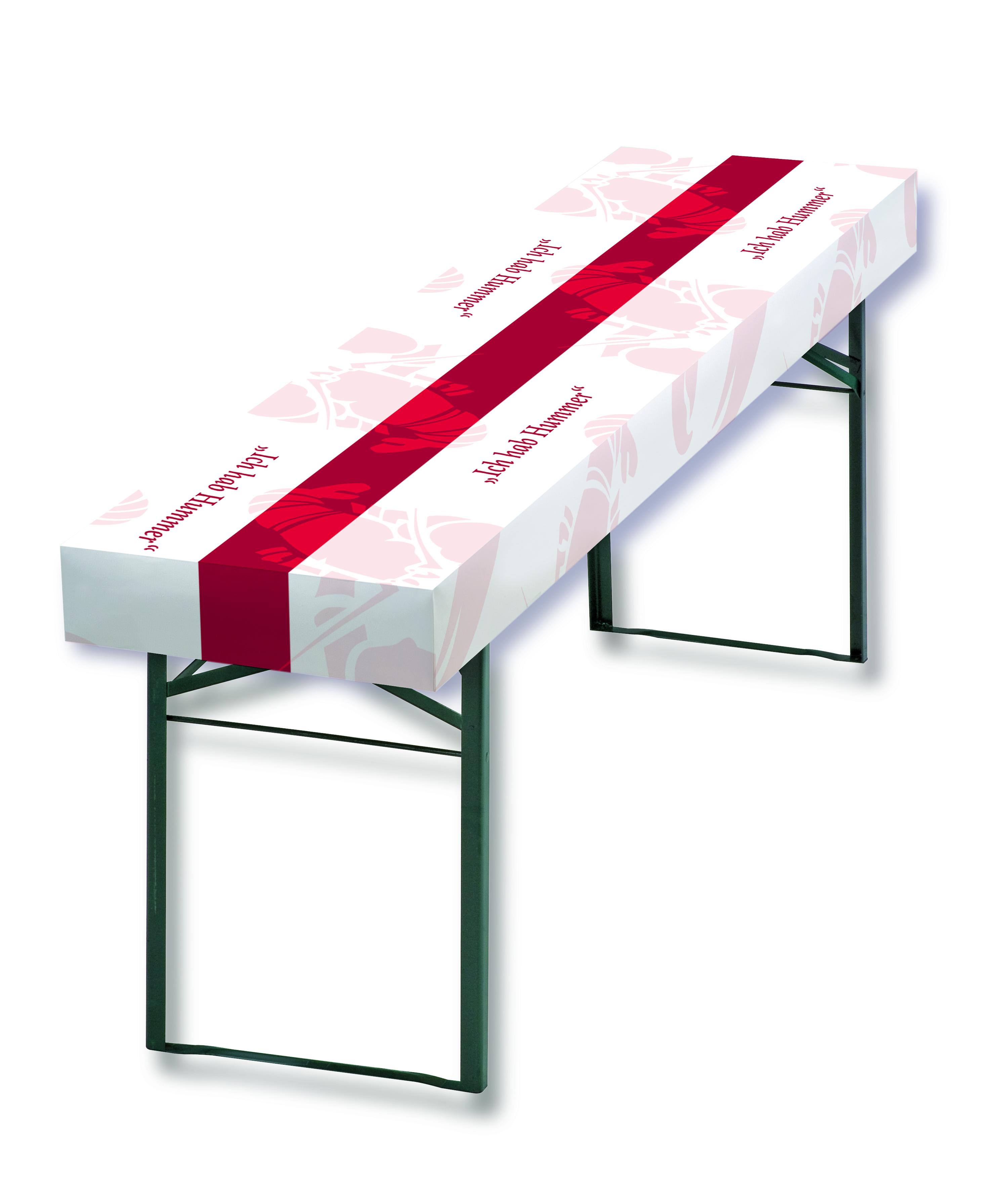 Tischdecke, bedruckt, individuell, Logo, Motto, Thema, Papier, wasserfest