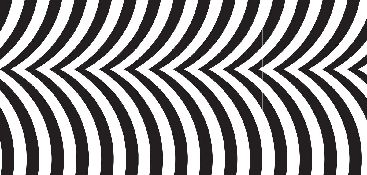 Wandverkleidung, Banner, patide, Raumteiler, smart-frame, schwarz-weiß, Op-Art, Event, Veranstaltung, Raumkonzept, Tischdecken