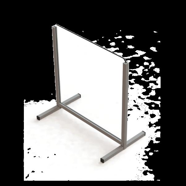 Trennschutzwand aus Plexiglas, Hygieneschutzwand